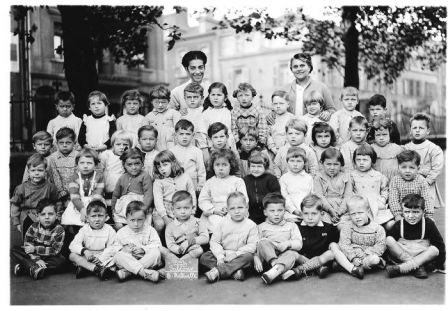 Maternelle 1956