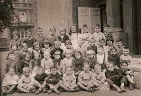 Maternelle 1955/1956