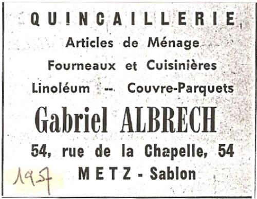 le sablon des ann u00e9es 1950  1960